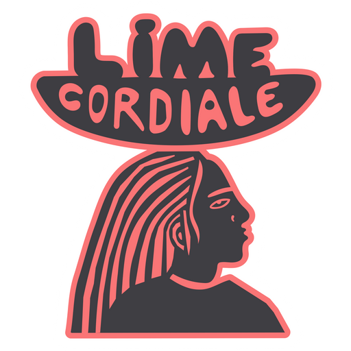 Lime Cordiale Robbery Sticker