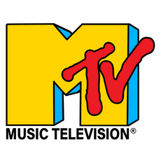 MTV Logo Sticker