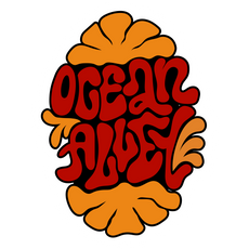Ocean Alley Sticker