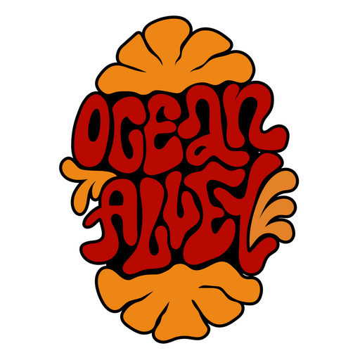 Ocean Alley Sticker
