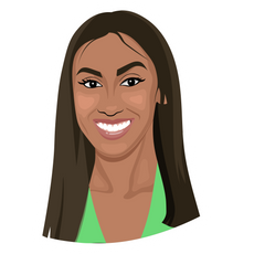 Queen Naija Sticker
