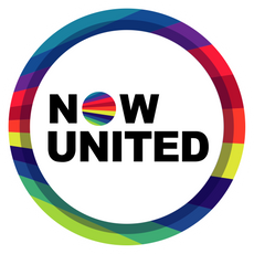 Now United Logo Sticker
