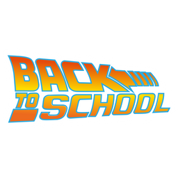 Back to School Sticker