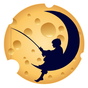 DreamWorks Cheese Round Logo