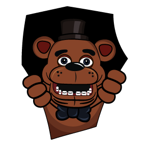 Five Nights at Freddys Freddy Fazbear