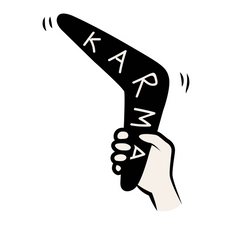 Karmarang Sticker