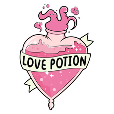 Love Potion Sticker