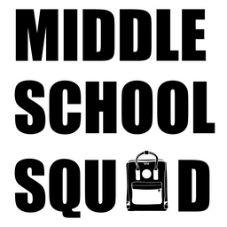 Middle School Squad Sticker