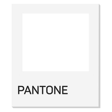 Pantone Color Card Sticker