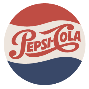Pepsi Cola Vintage Logo