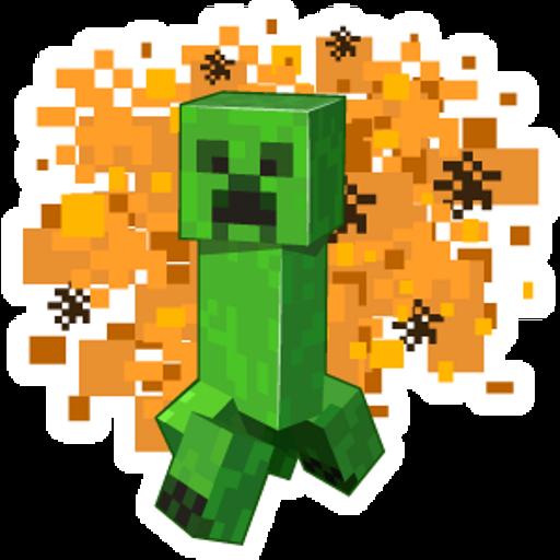 Minecraft Creeper Bang
