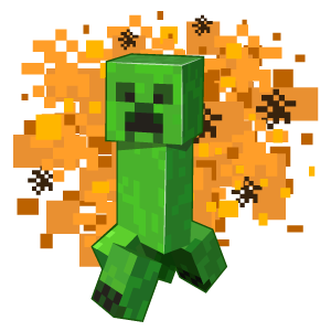 Minecraft Creeper Bang