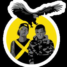 Twenty One Pilots Trench Yellow Sticker