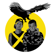 Twenty One Pilots Trench Yellow Sticker