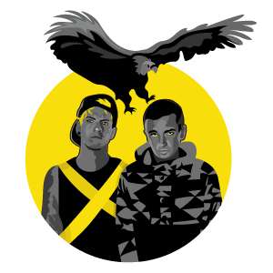 Twenty One Pilots Trench Yellow