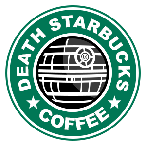 Death StarBucks Coffee