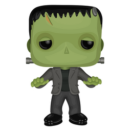 Funko Pop Frankenstein Figure Sticker