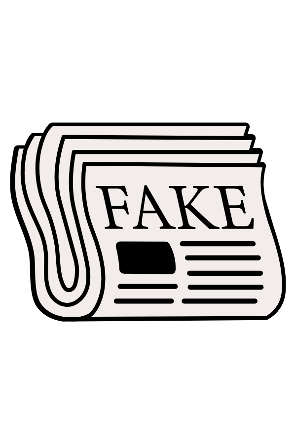 Fake News Sticker
