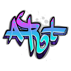 Graffiti Art Sticker