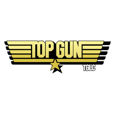 Top Gun TGLC Sticker