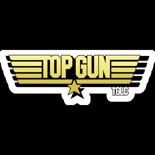 Top Gun TGLC Sticker