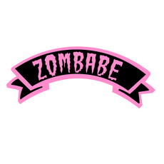 ZomBabe Sticker