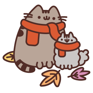 Autumn Pusheen