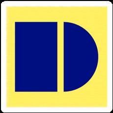 Ransom Alphabet Letter D