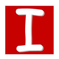 IRansom Alphabet Letter I