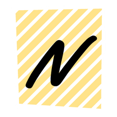Ransom Alphabet Letter N