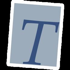 Ransom Alphabet Letter T