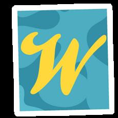 Ransom Alphabet Letter W