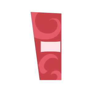 Ransom Alphabet Symbol Minus Sign