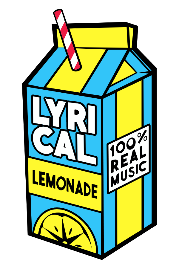 Lyrical Lemonade Logo Sticker
