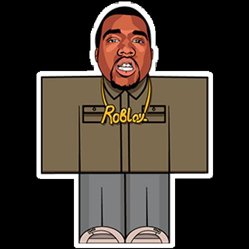 Kanye West Roblox