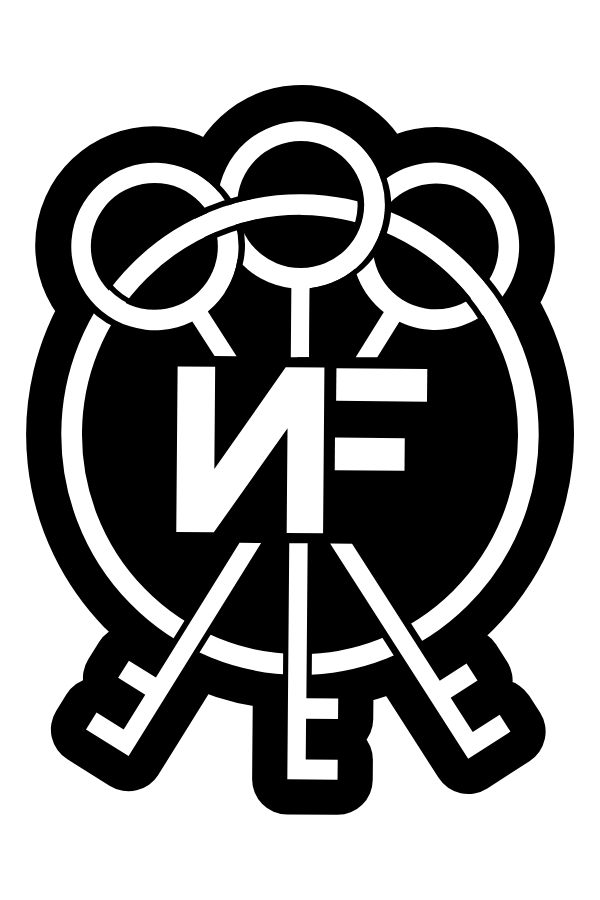 NF Perception Logo Sticker