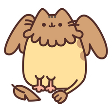 Griffin Pusheen Sticker