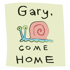 SpongeBob Gary, Come Home Sticker