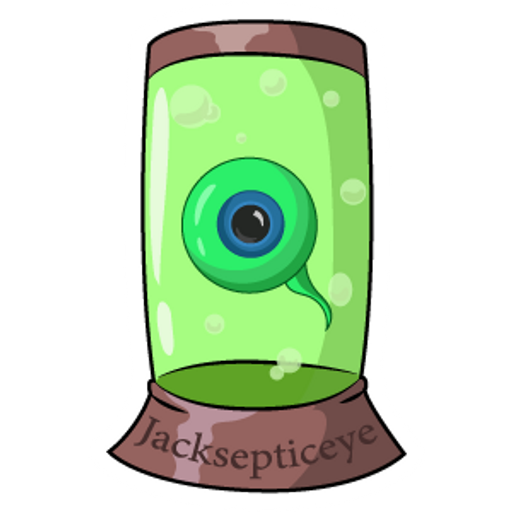 Jacksepticeye Septiceye Sam in Tank