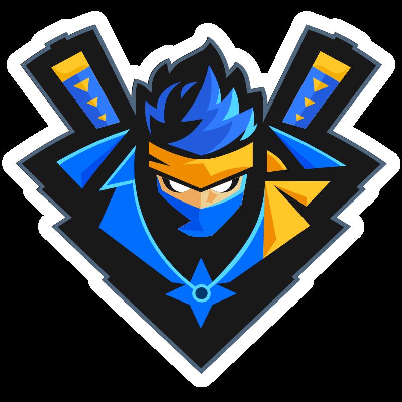 Tyler Ninja Logo Sticker