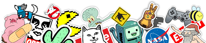 Sticker Mania